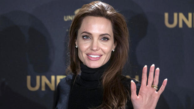Person Of Presence-Angelina Jolie For Global Change