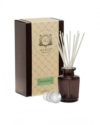 PACIFIC LIME~Apothecary Reed Diffuser Gift Set