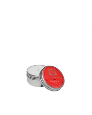 MANDARIN TEA~Soy Travel Tin Candle