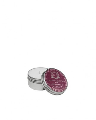 FRENCH OAK CURRANT~Soy Travel Tin Candle