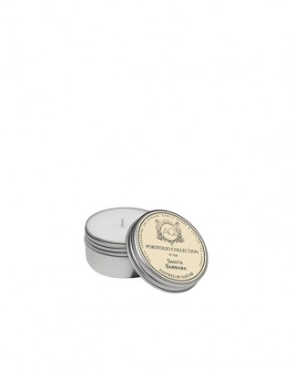 SANTA BARBARA~ Soy Travel Tin Candle