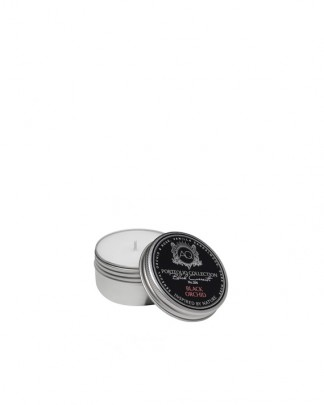 BLACK ORCHID~Soy Travel Tin Candle
