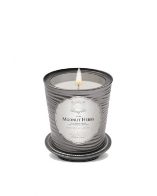 MOONLIT HERBS~Luxe Tin Candle