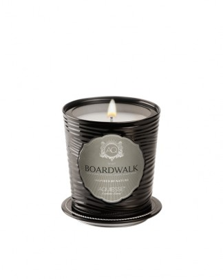 BOARDWALK~Luxe Tin Candle