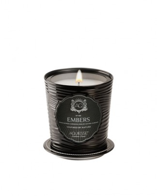 EMBERS~Luxe Tin Candle