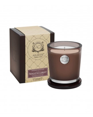 FRENCH OAK CURRANT~Large Soy Candle/Gift Box