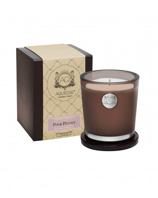 PINK PEONY~Large Soy Candle in Gift Box