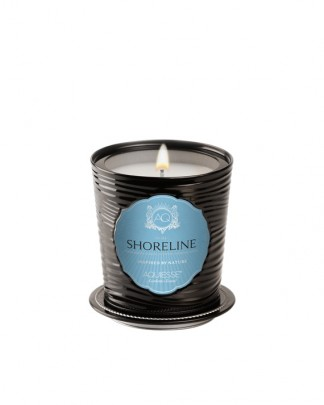 SHORELINE~Luxe Tin Candle
