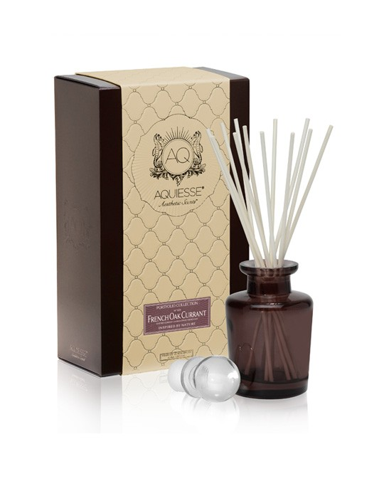 FRENCH OAK CURRANT~Apothecary Reed Diffuser Gift Set
