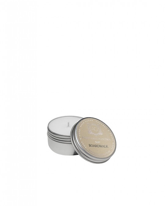 BOARDWALK~Soy Travel Tin Candle