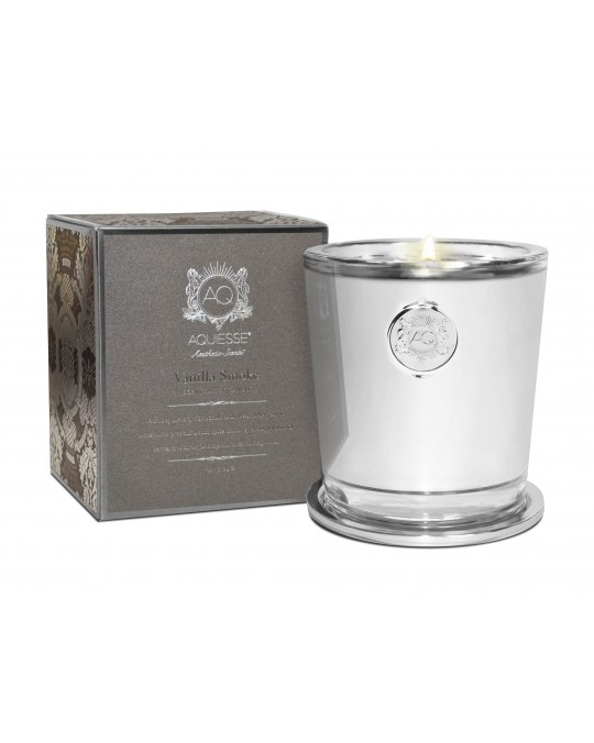 VANILLA SMOKE~Large Candle in Gift Box