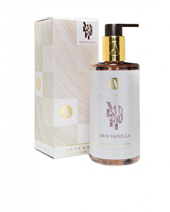 OUD VANILLA  ~  Moisturizing & Nourishing Body & Hand Wash