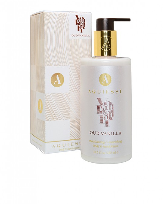 OUD VANILLA  ~  Moisturizing & Nourishing Body & Hand Lotion