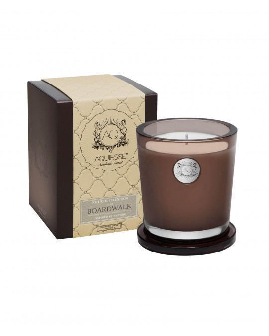 BOARDWALK~Large Soy Candle/Gift Box