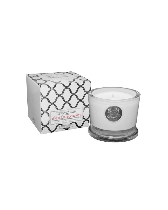 WHITE CURRANT & ROSE~Small Soy Candle/Gift Box