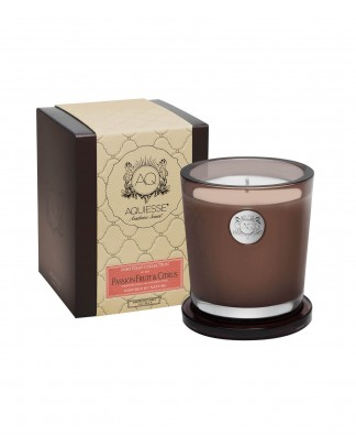 PASSION FRUIT & CITRUS~Large Candle in Gift Box
